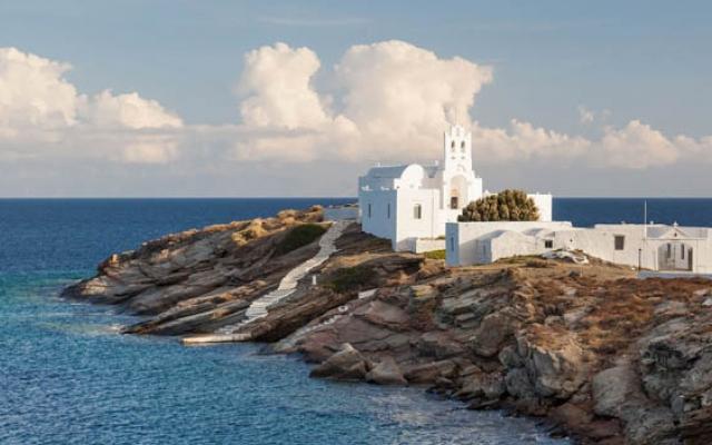 Voyage Cyclades : L'île de Sifnos - voyage sur mesure en Grèce