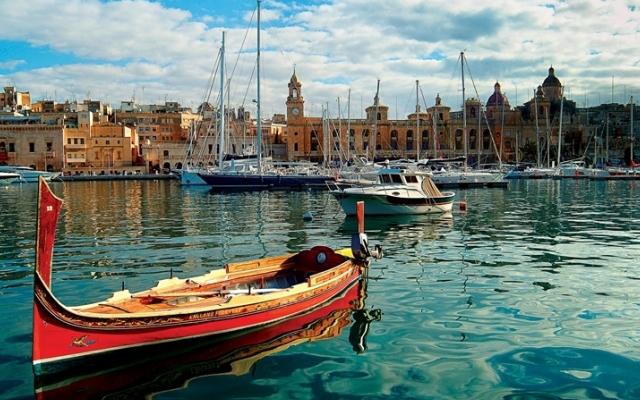La Valette à Malte, bijou d'arhictecture et d'histoire. En voyage sur mesure à Malte.
