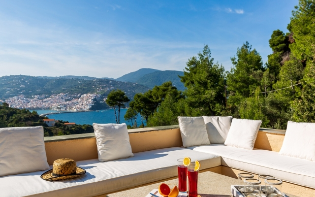 Voyage iles grecques Skopelos Sporades