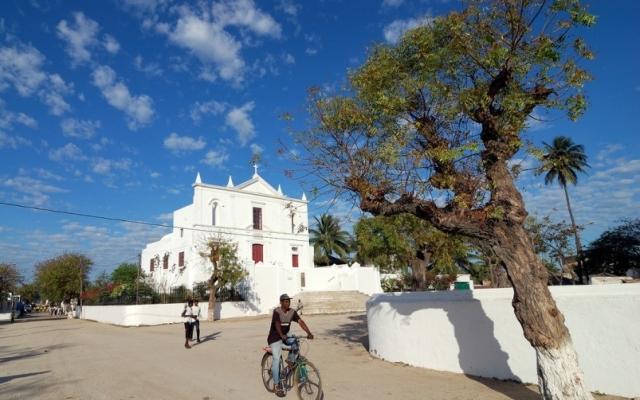 Eglise de Ilha de Mozambique