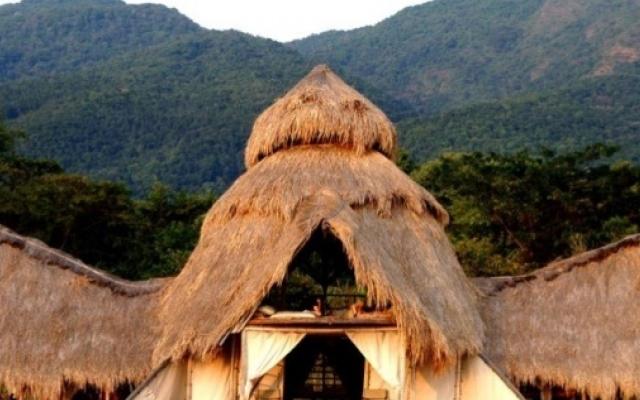 Le camp et refuge de Greystoke Mahale Mountain en Trek aux chimpanzés en Tanzanie