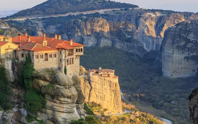 Découverte de la Grèce
