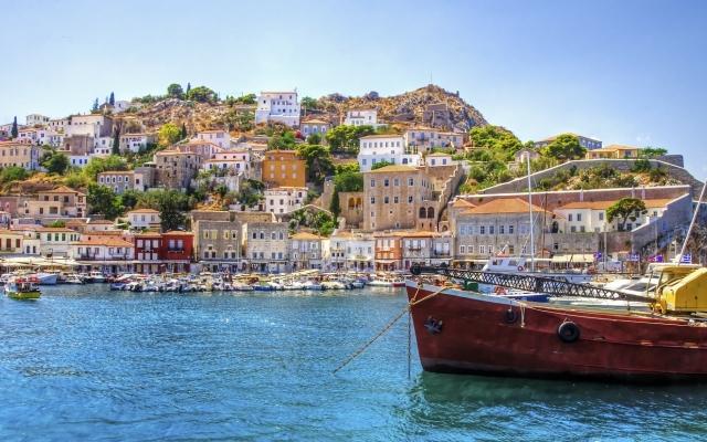Hydra séjour en Grèce