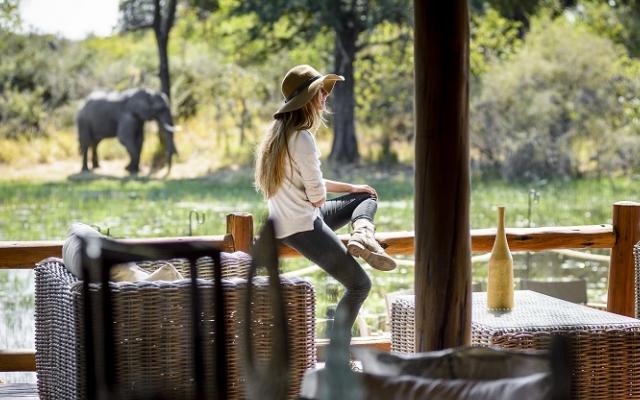 Séjour Botswana luxe
