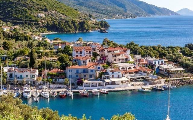 villa privée Grèce