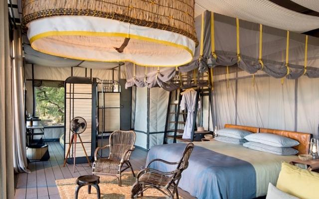King Lewanika Lodge, votre chalet en voyage Zambie