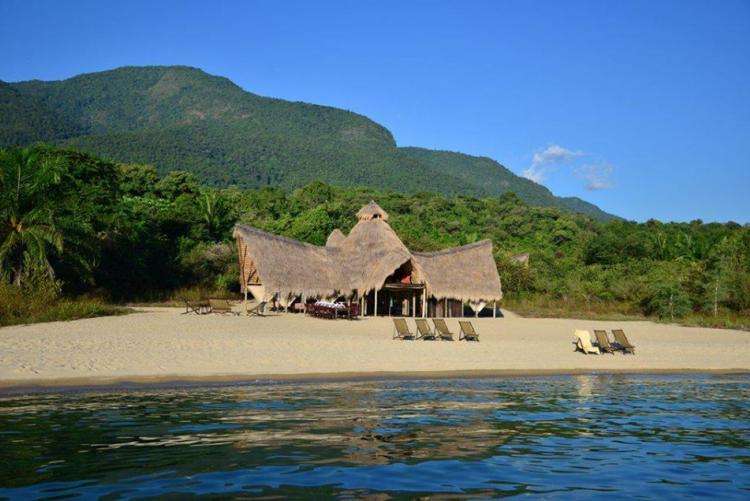 Le lodge de Greystoke Mahale Mountain en Tanzanie