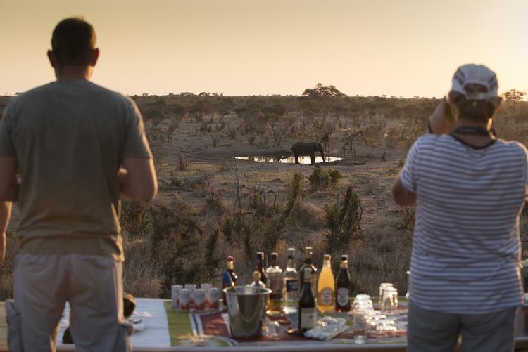 Un safari, est ce bon pour la santé ?