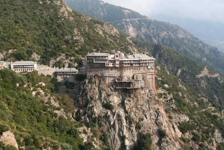 Mont Athos Grèce