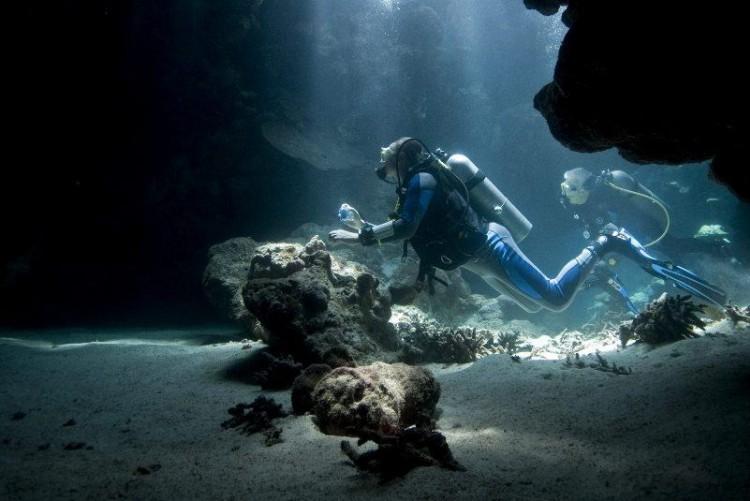 Plongée Grèce