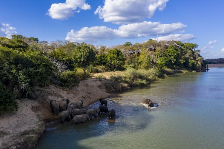 Safari Zimbabwe parc national de Gonarezhou