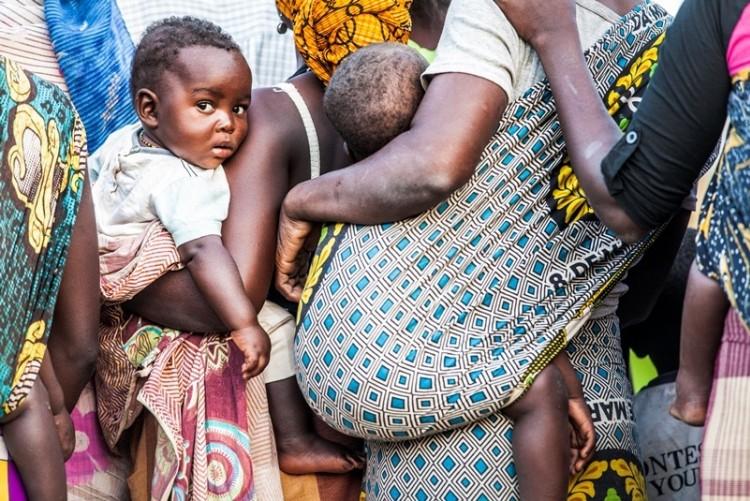 Mozambique en famille