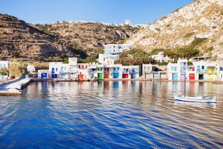 Séjour à Milos, Voyage dans les Cyclades, Voyage en Grèce sur mesure