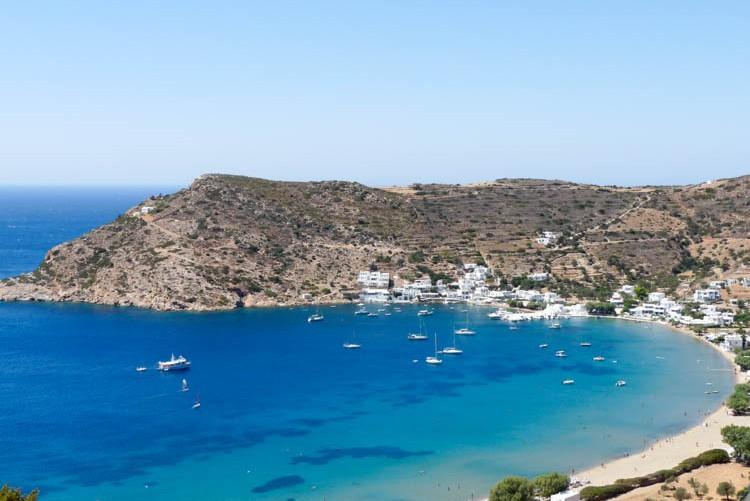 Séjour Sifnos Grèce