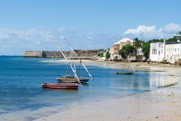 Ilha de Mozambique - Voyage sur mesure au Mozambique - Voyage Plongée