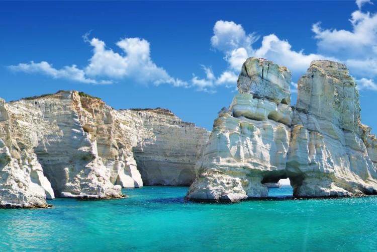 Séjour à Milos Grèce