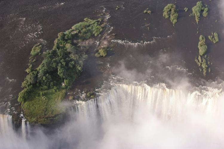 Voyage aux chutes Victoria en Zambie (photo @Tongabezi)