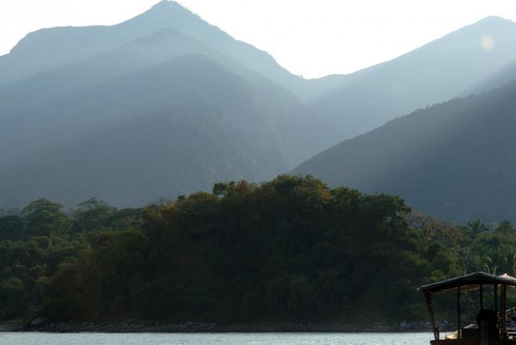 Les montagnes de Mahale en Tanzanie