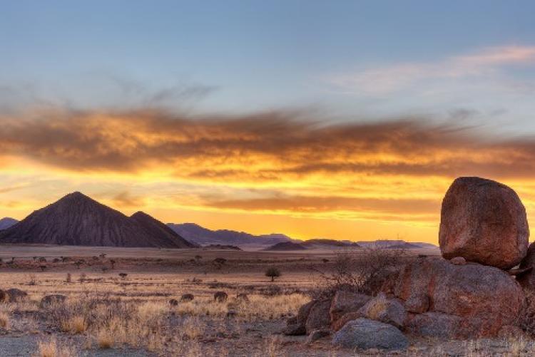 Circuit en voiture en Namibie
