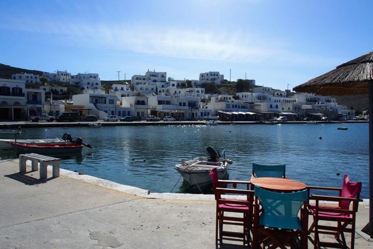 les beaux villages Cyclades