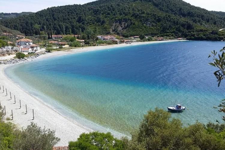 voyage en famille Grèce Sporades