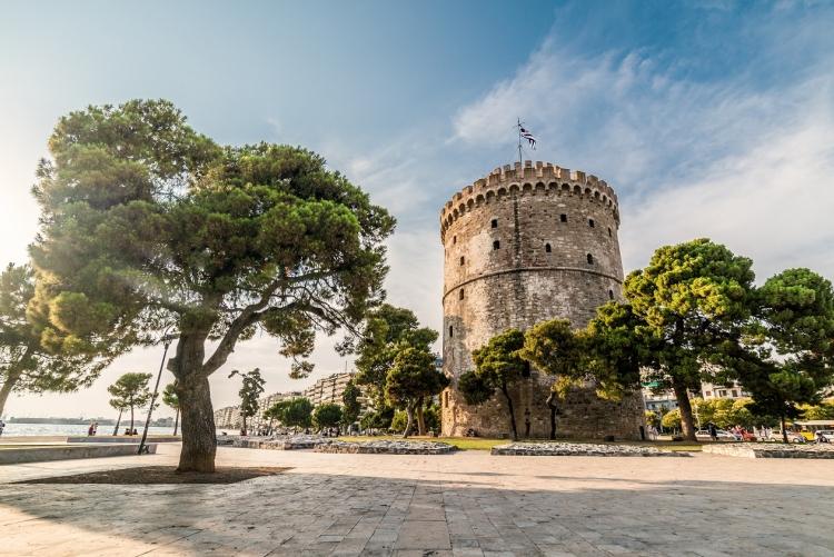 voyage grece du nord thessalonique