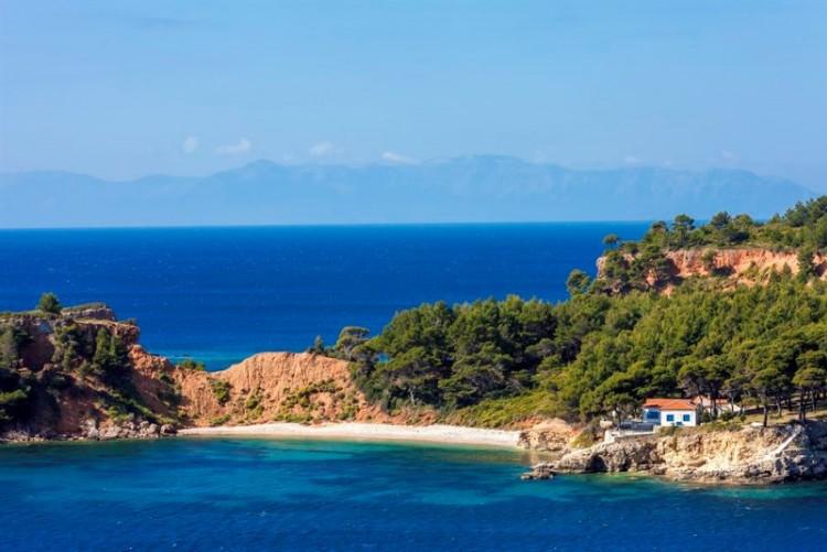 voyage dans les îles grecques