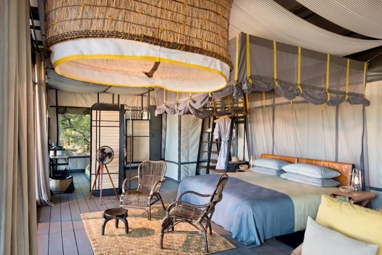 Le dernier camp de Norman Carr Safaris : King Lewanika à Liuwa Plain