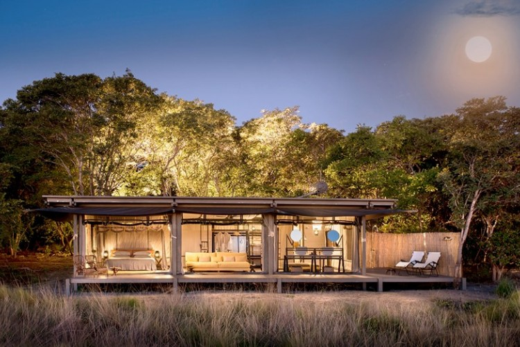 King Lewanika Lodge, le nouveau camp Norman Carr Safaris à Liuwa Plain