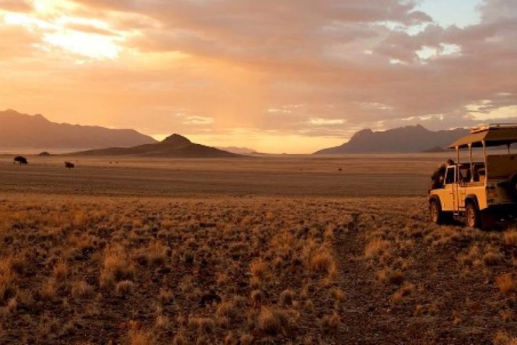 voyage en famille en Namibie