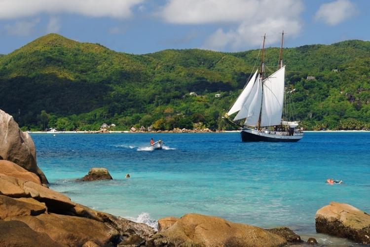 Croisière aux Seychelles Sea Shell