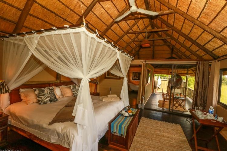 Nehimba Lodge Hwange Zimbabwe