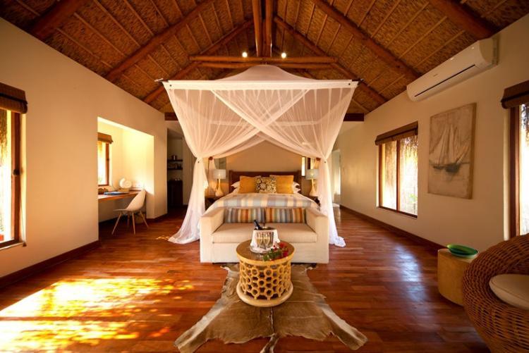 Lune de miel Mozambique
