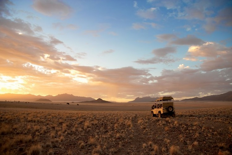 séjour Namibie