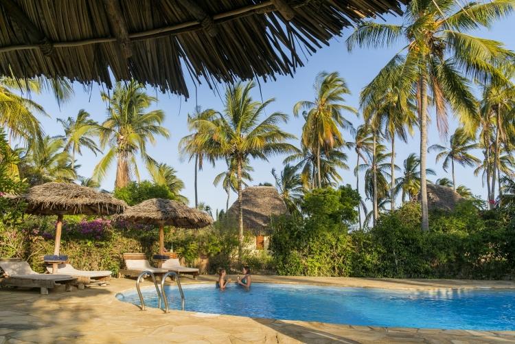 Séjour plage Tanzanie the Tides