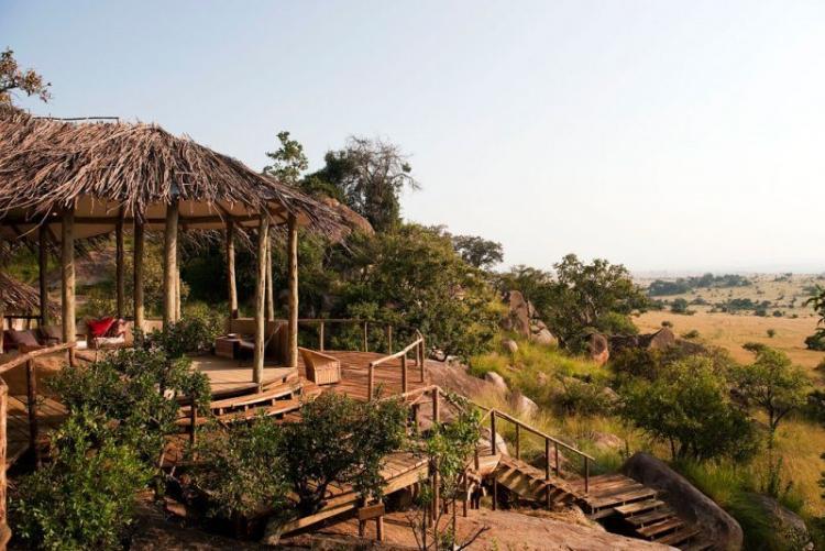 Le camp de Lamai, au nord du Serengeti, en safari en Tanzanie