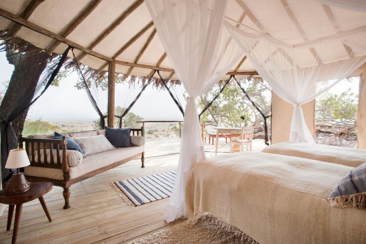 Chalet Lamai Serengeti Camp