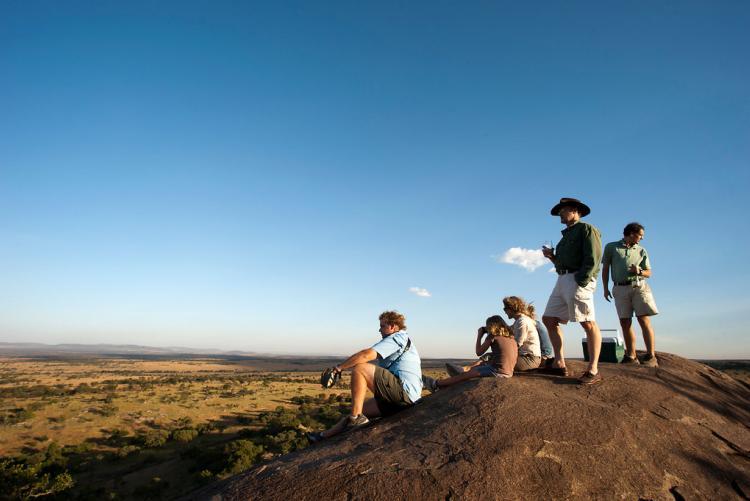 Lamai Serengeti Camp, Tanzanie