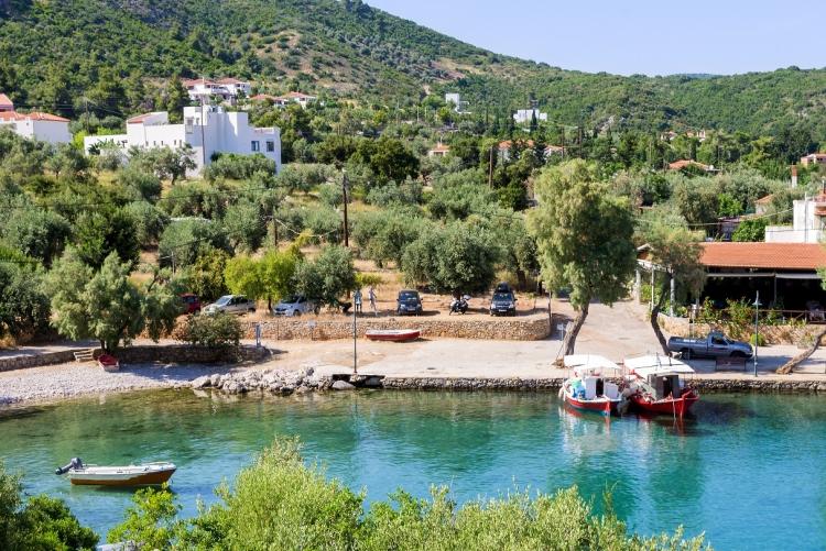 Voyage Alonissos Sporades iles grecques