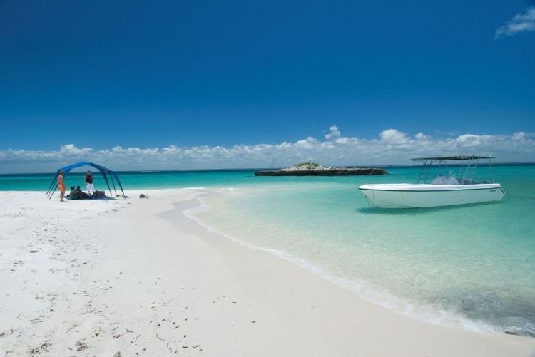 Mozambique îles