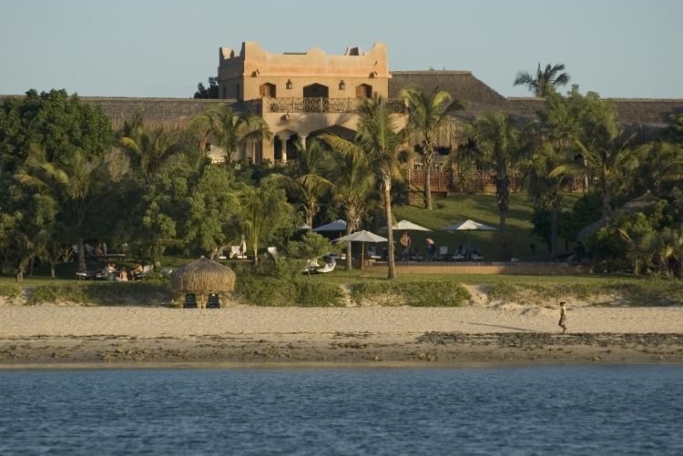 L'anantara Bazaruto Island Resort & Spa vous accueille au Mozambique