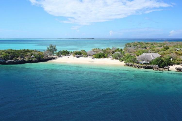 L'île d'Azura Quilalea vous reçoit dans l'archipel de Quirimbas au Mozambique