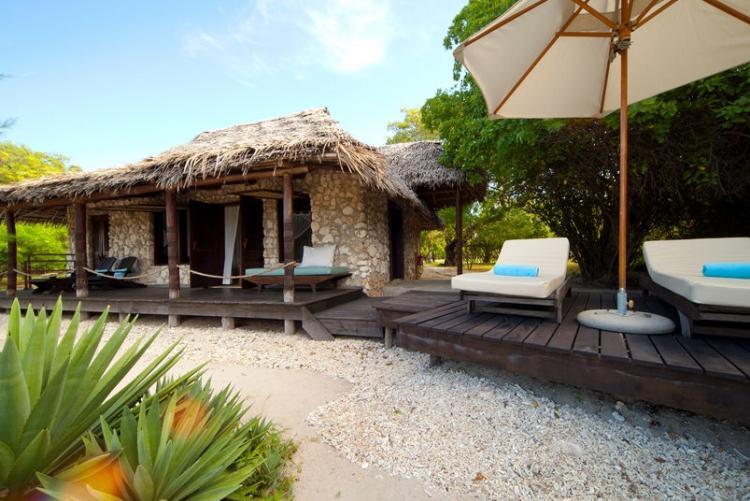 Votre villa à l'Azura Quilalea dans l'archipel de Quirimbas au Mozambique