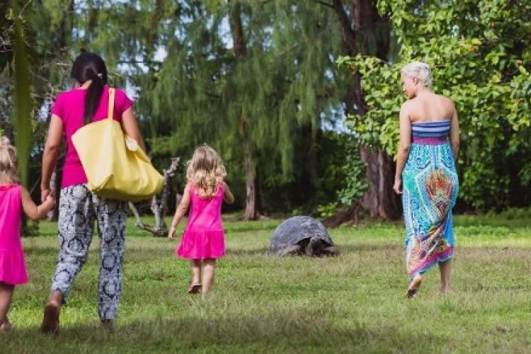 Voyage en famille Seychelles
