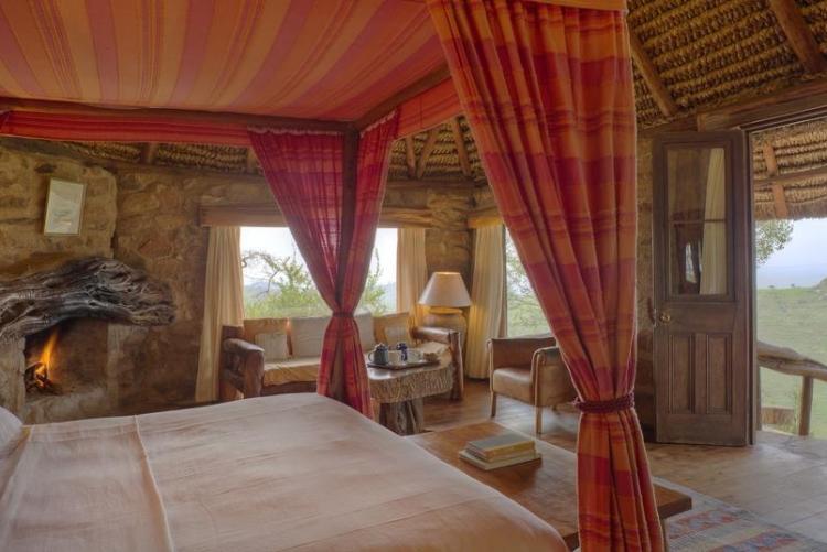 Votre chalet à Borana Lodge en safari au Kenya
