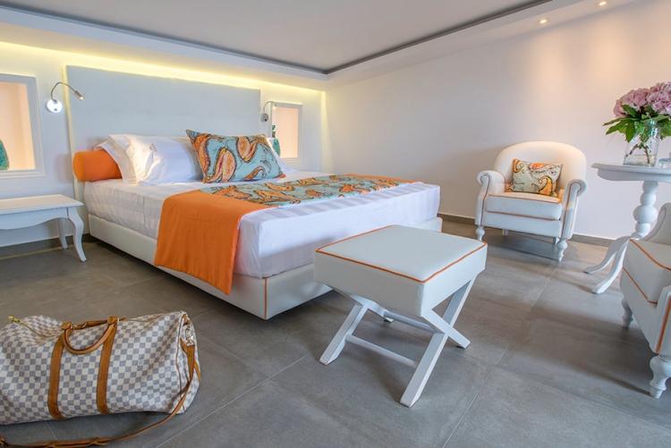 Séjour Chalcidique hôtel de luxe