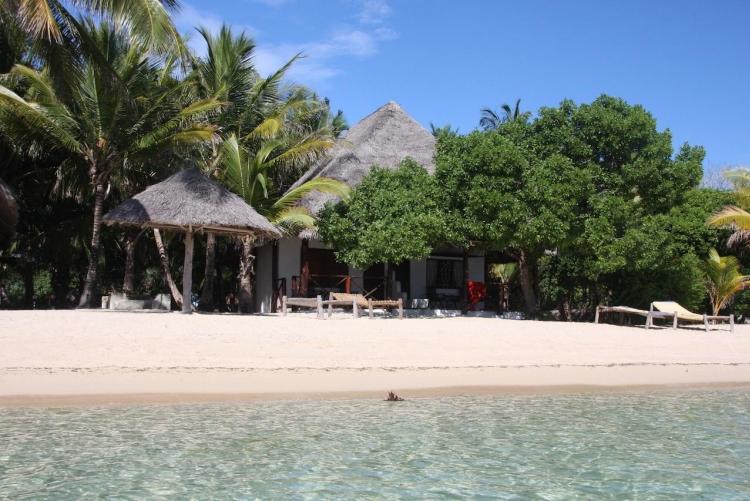 Voyage à Zanzibar, séjour sur l'île de Chapwani