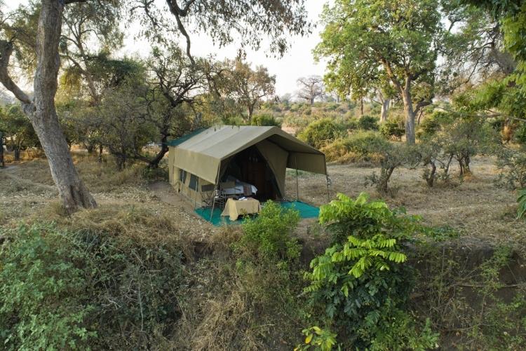 Safari Gonarezhou - Zimbabwe