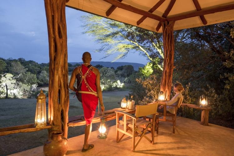 safari famille Kenya