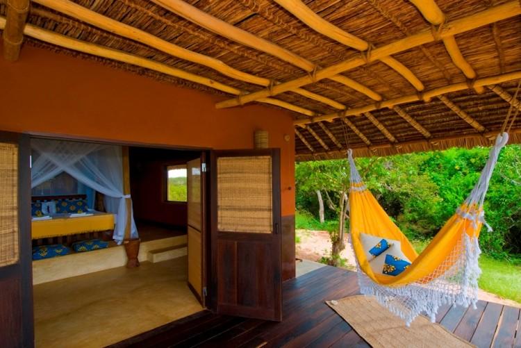 Votre cottage face à la mer à Nuarro au nord du Mozambique